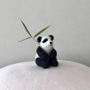 formlaut Filzgeschöpfe Panda