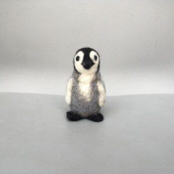 formlaut Pinguin gefilzt