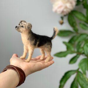 formlaut Hund gefilzte