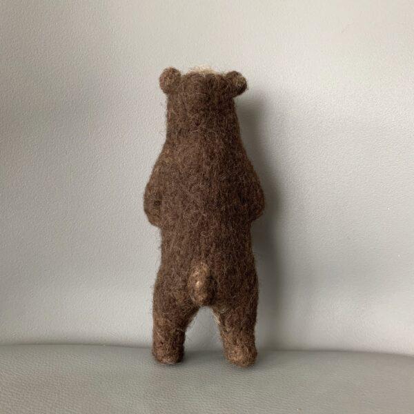 Formlaut Filzobjekt Bär