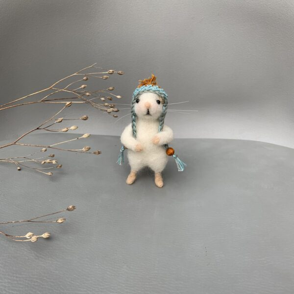 gefilzte Maus