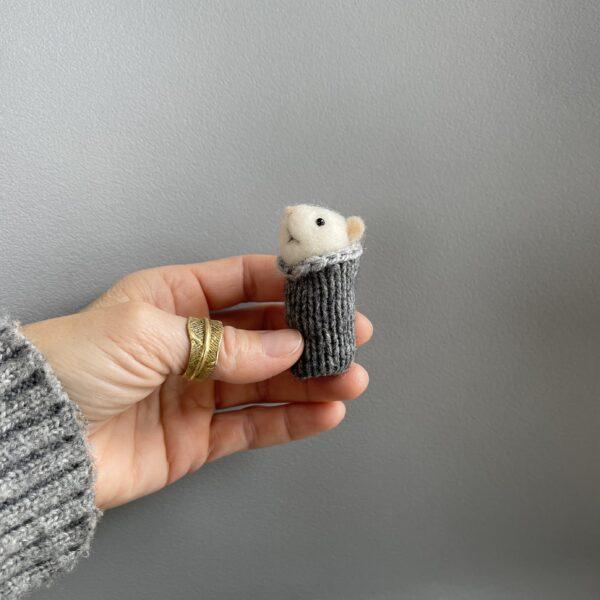 gefilztes Mäuschen